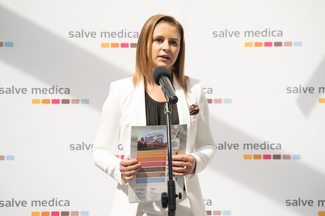 Ewelina Barylska Salve Medica