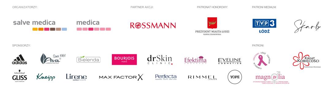 Sponsorzy i patroni akcji
