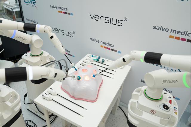 Robot Chirurgiczny Versius