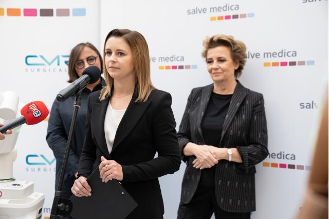 Ewelina Barylska Dyrektor Szpitala Salve Medica