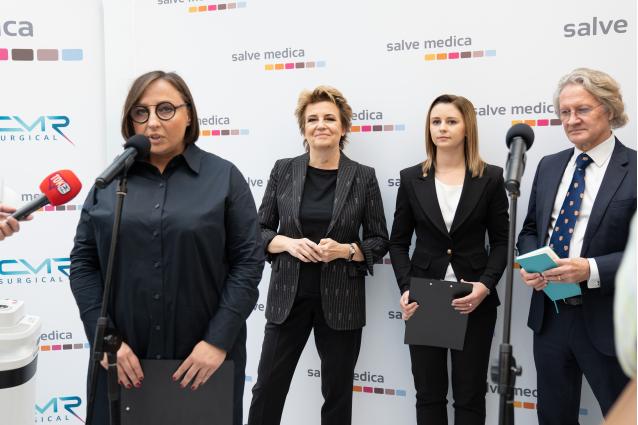 Agnieszka Sobkiewicz Dyrektor Zarządzająca Salve Medica
